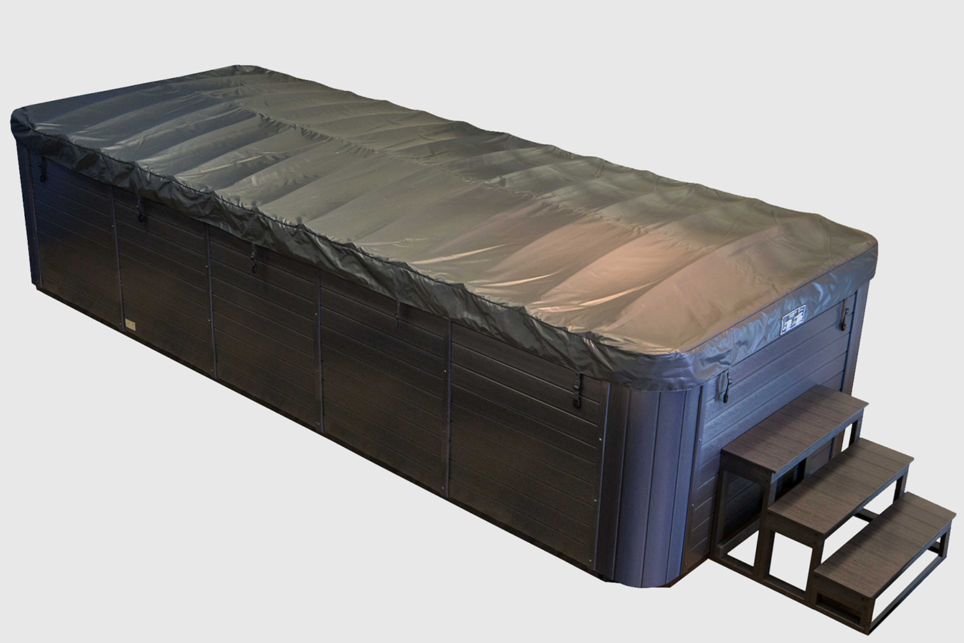 roll up cover for exercise pools
