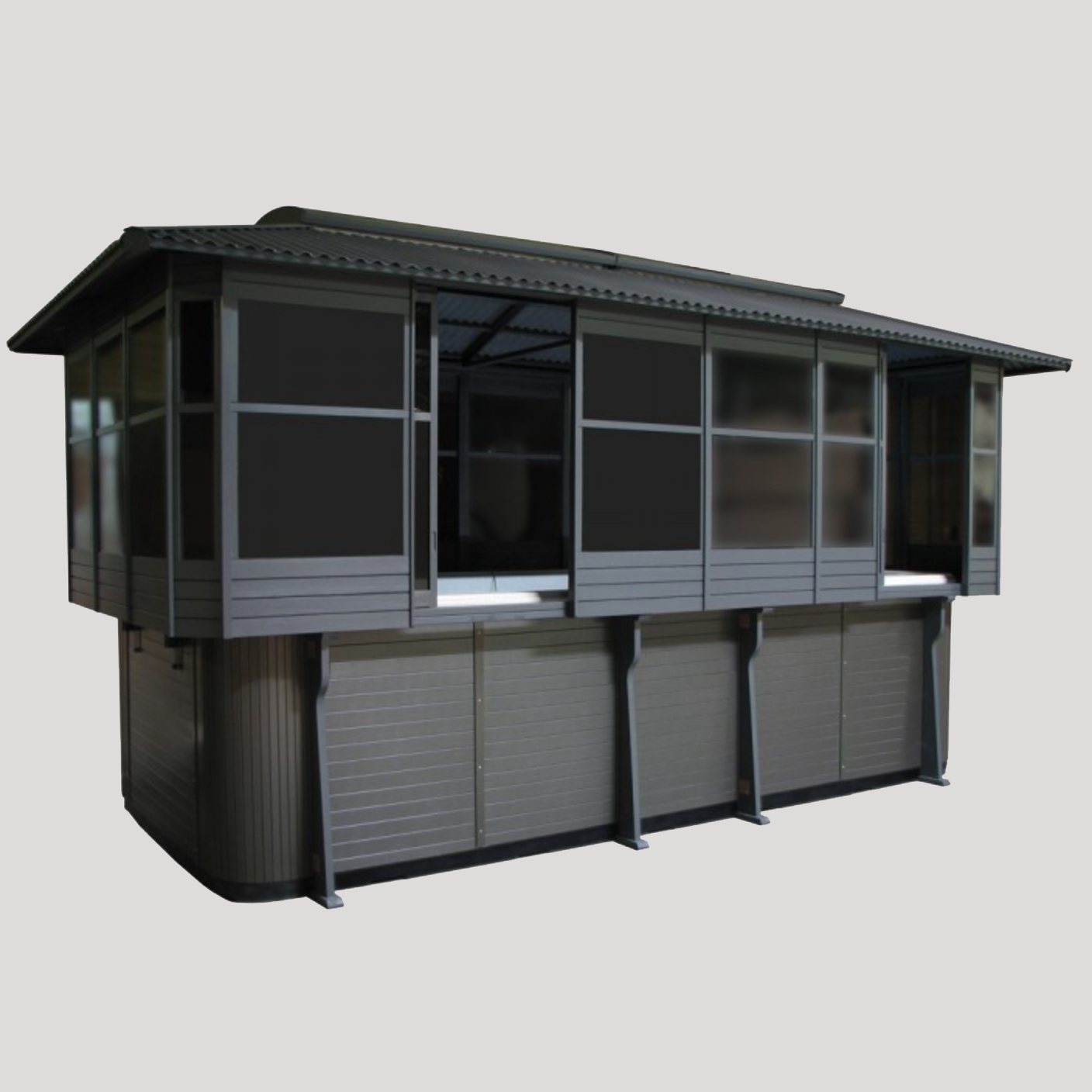4 seasons spa enclosure